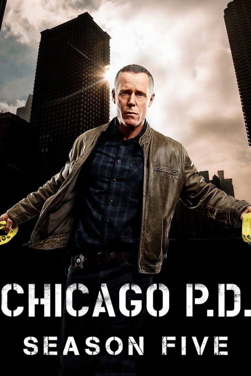 Chicago P.D.: Season 5 DVD - 107412 DVDU