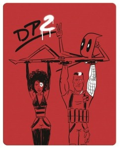 Deadpool 2 (Steelbook) Blu-Ray - BDF 83292SB