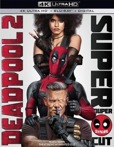 Deadpool 2 4K UHD+Blu-Ray - 4K BDF 83292