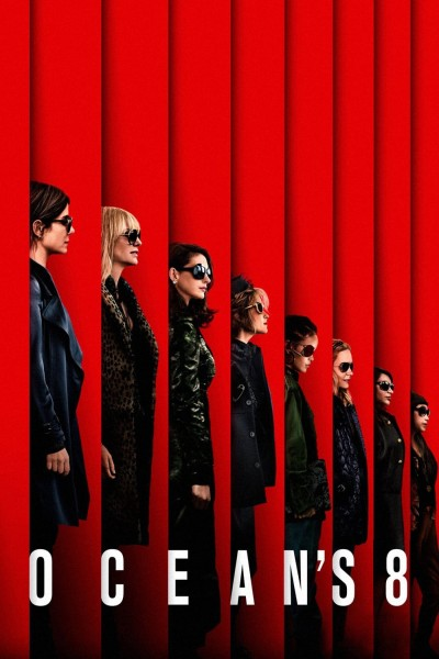 Ocean's Eight DVD - Y34931 DVDW