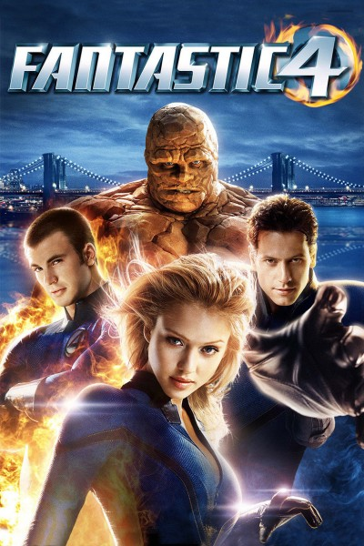 Fantastic Four DVD - 28667 DVDF