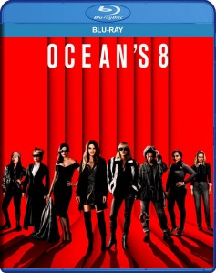Ocean's Eight Blu-Ray - Y34932 BDW