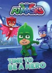 PJ Masks: Time To Be A Hero DVD - SEND-093