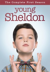 Young Sheldon: Season 1 DVD - Y34967 DVDW