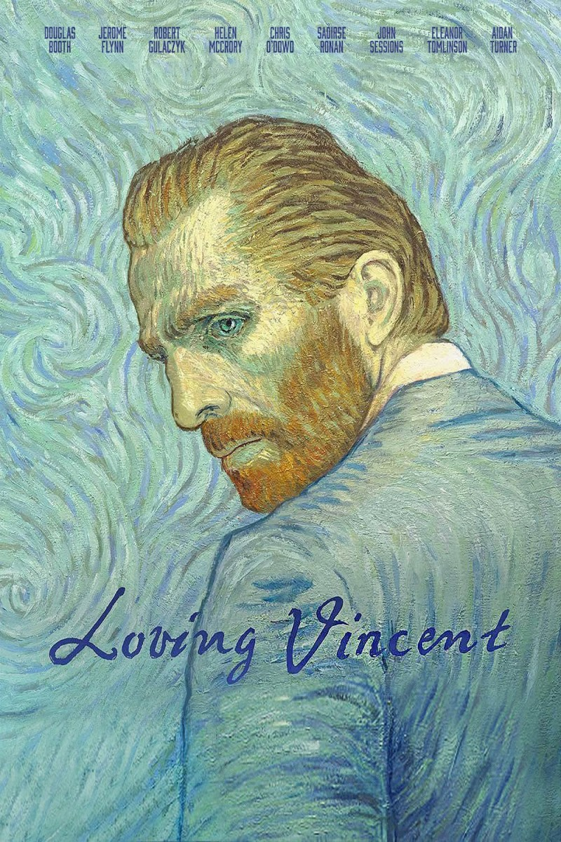 Loving Vincent DVD - SIDD-017