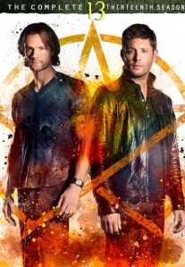Supernatural: Season 13 DVD - Y34966 DVDW