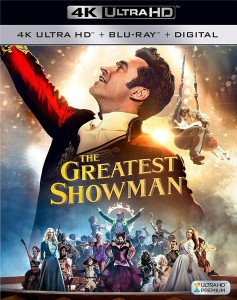 The Greatest Showman 4K UHD+Blu-Ray - 4K BDF 80160