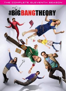 The Big Bang Theory: Season 11 DVD - Y34943 DVDW