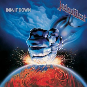 Judas Priest - Ram It Down VINYL - 88985390871