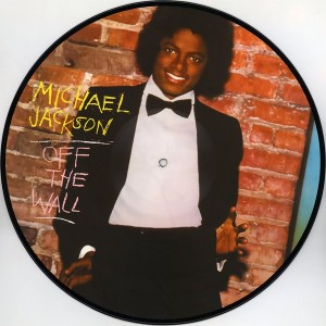 Michael Jackson - Off the Wall (Picture Disc) VINYL - 19075866411