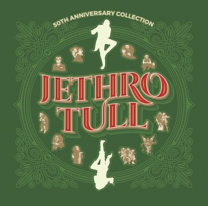Jethro Tull - 50th Anniversary Collection VINYL - 9029565721