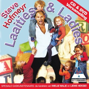 Steve Hofmeyr - Laaities En Ladies CD+DVD - MORFCDV 865