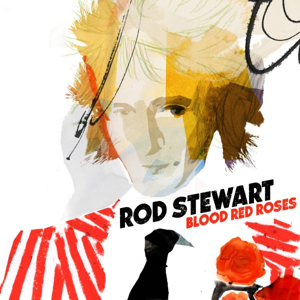 Rod Stewart - Blood Red Roses CD - 06025 6791714