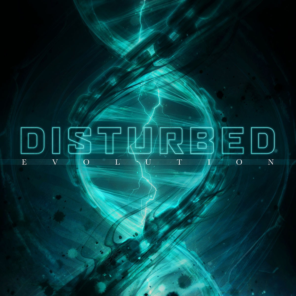 Disturbed - Evolution CD - WBCD 2390