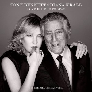 Tony Bennett & Diana Krall - Love Is Here to Stay CD - 06025 6778129
