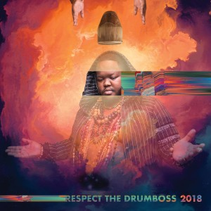 Heavy K - Respect The Drumboss 2018 CD - CDRBL 956