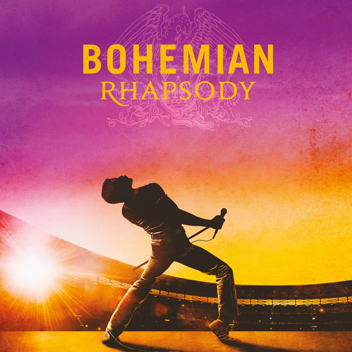 Queen - Bohemian Rhapsody (The Original Soundtrack) CD - 06025 6798870