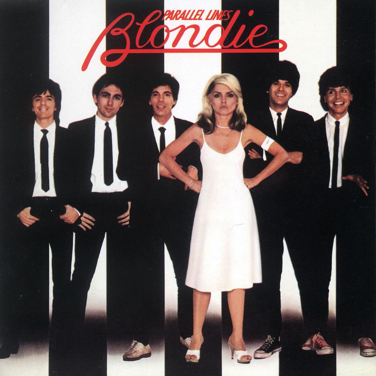 Blondie - Parallel Lines VINYL - 06007 5382117