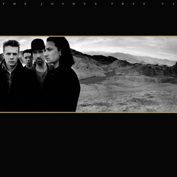 U2 - The Joshua Tree VINYL - 06025 6789123