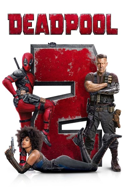 Deadpool 2 DVD - 83292 DVDF