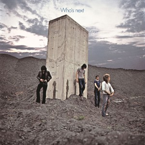 The Who - Who's Next VINYL - 06025 6792302