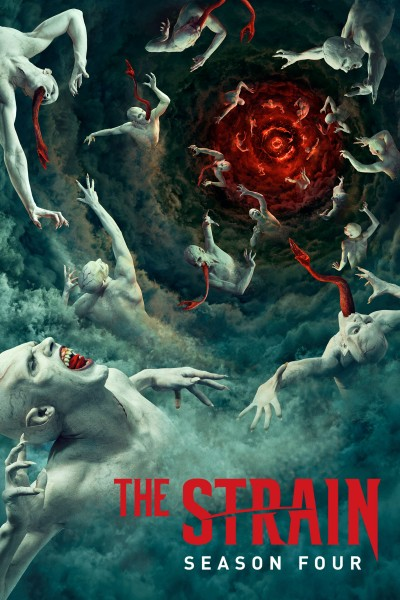 The Strain: Season 4 DVD - 82922 DVDF