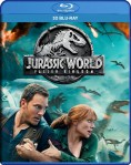 Jurassic World: Fallen Kingdom 3D Blu-Ray - 3D BDU 595173