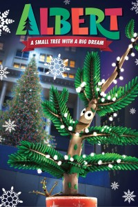 Albert: A Small Tree with a Big Dream DVD - UK147880 DVDP