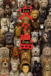 Isle of Dogs DVD - 83306 DVDF