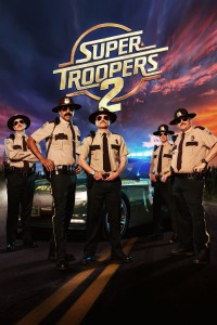 Super Troopers 2 DVD - 69833 DVDF