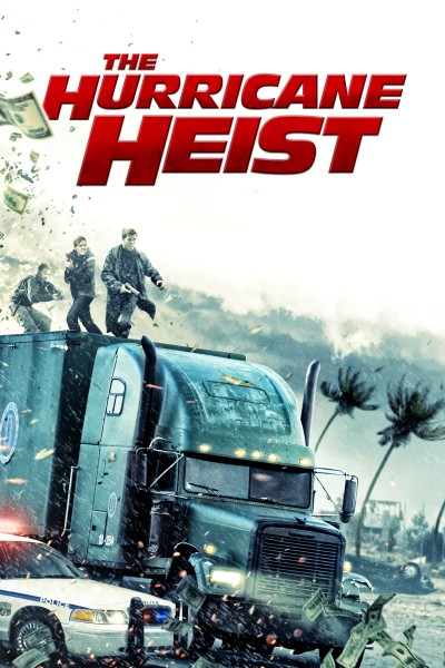 The Hurricane Heist DVD - 04303 DVDI