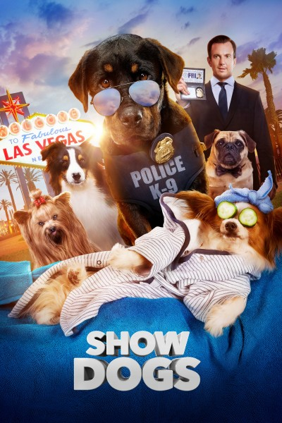 Show Dogs DVD - 10229107