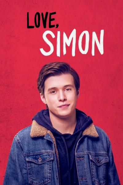 Love, Simon DVD - 83863 DVDF