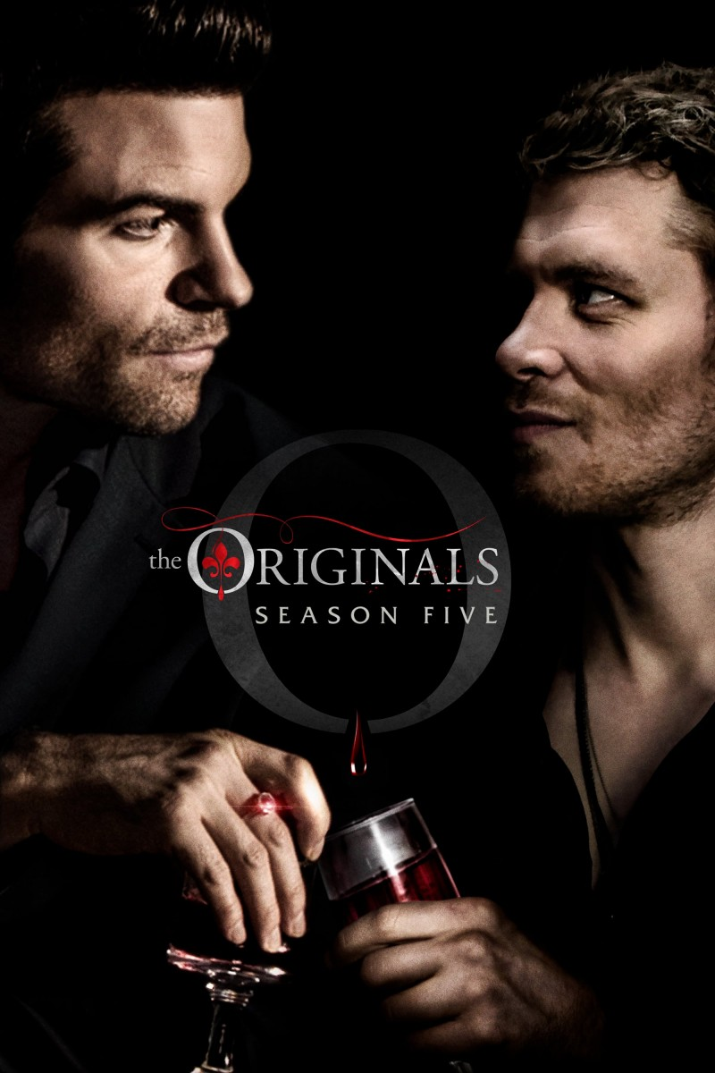 The Originals: Season 5 DVD - Y34964 DVDW