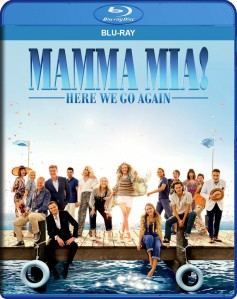 Mamma Mia! Here We Go Again Blu-Ray - BDU 414104