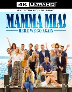 Mamma Mia! Here We Go Again 4K UHD+Blu-Ray - 4K BDU 414104