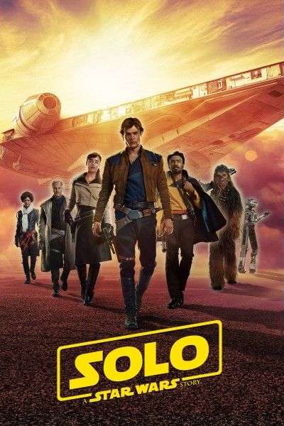 Solo A Star Wars Story Dvd Echo S Record Bar Online Store