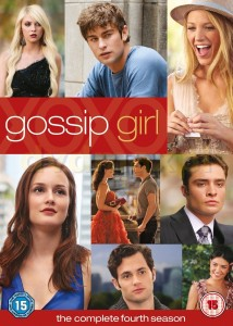 Gossip Girl: Season 4 DVD - Y30104 DVDW