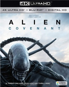 Alien: Covenant 4K UHD+Blu-Ray - 4K BDF 78482