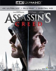 Assassin's Creed 4K UHD+Blu-Ray - 4K BDF 63672