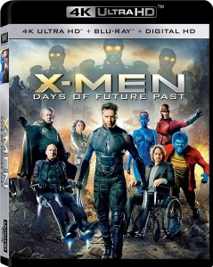 X-Men: Days of Future Past 4K UHD+Blu-Ray - 4K BDF 58301