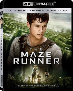 The Maze Runner 4K UHD+Blu-Ray - 4K BDF 57508