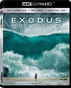 Exodus: Gods and Kings 4K UHD+Blu-Ray - 4K BDF 61522