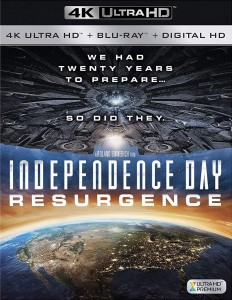 Independence Day: Resurgence 4K UHD+Blu-Ray - 4K BDF 64749