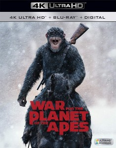 War for the Planet of the Apes 4K UHD+Blu-Ray - 4K BDF 78481