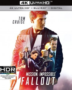 Mission: Impossible - Fallout 4K UHD+Blu-Ray - SL148727 BDP