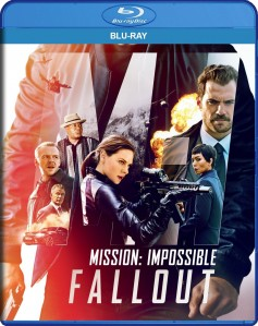Mission: Impossible - Fallout Blu-Ray - WL148727 BDP