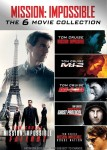 Mission Impossible : The 6 Movie Collection DVD - 90573 DVDP