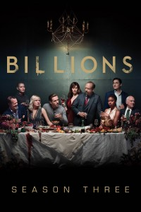 Billions: Season 3 DVD - AC146123 DVDP