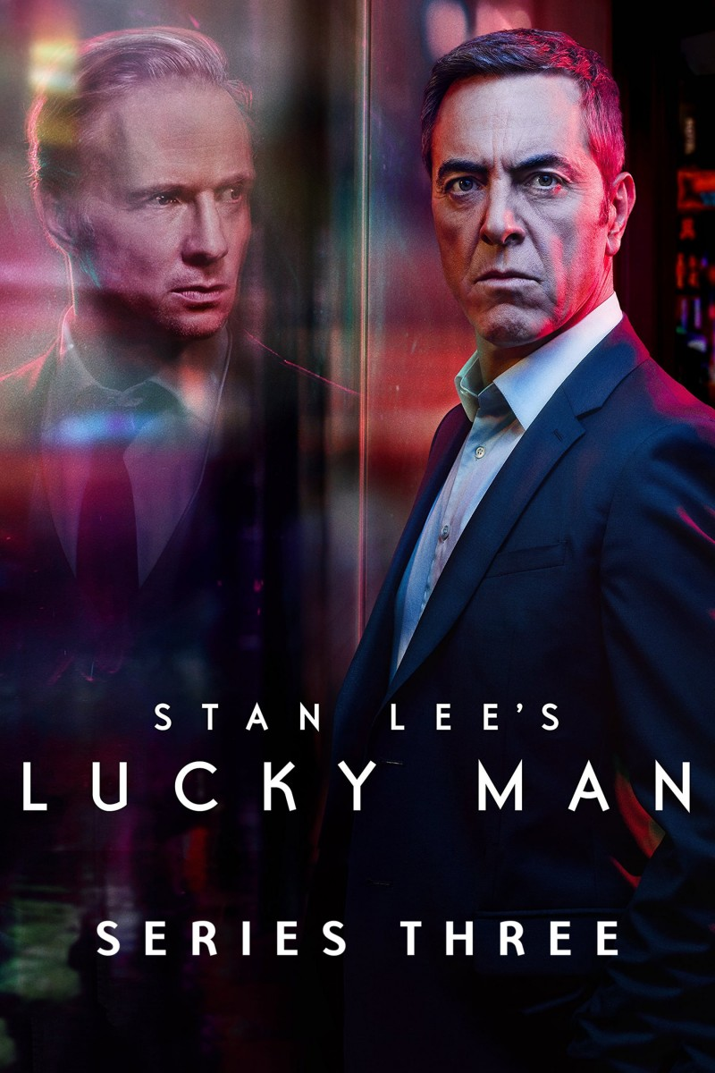 Stan Lee's Lucky Man: Series 3 DVD - 106928 DVDU